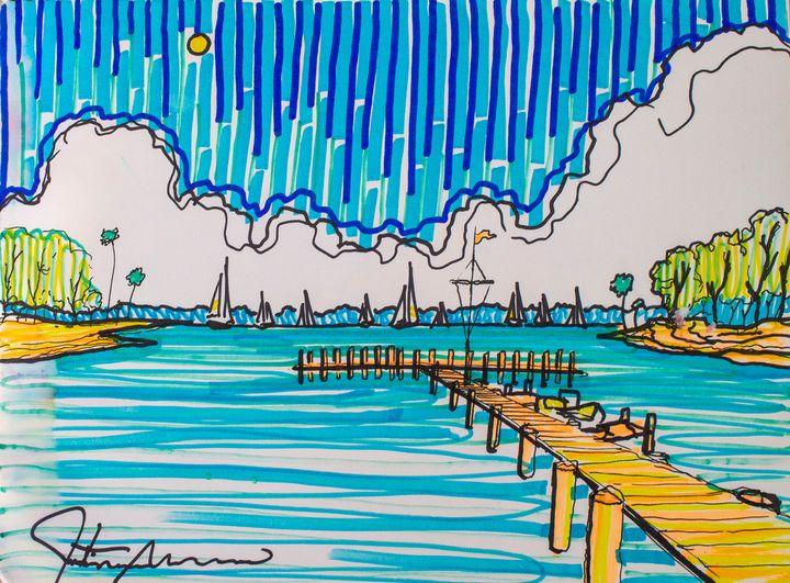 Fishing Bay Yacht Club - Justin Newman
