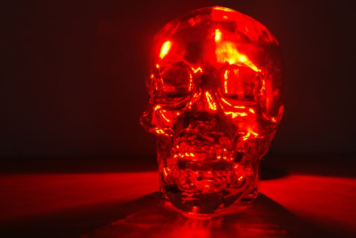 Crystal Skull - Turner Photography
