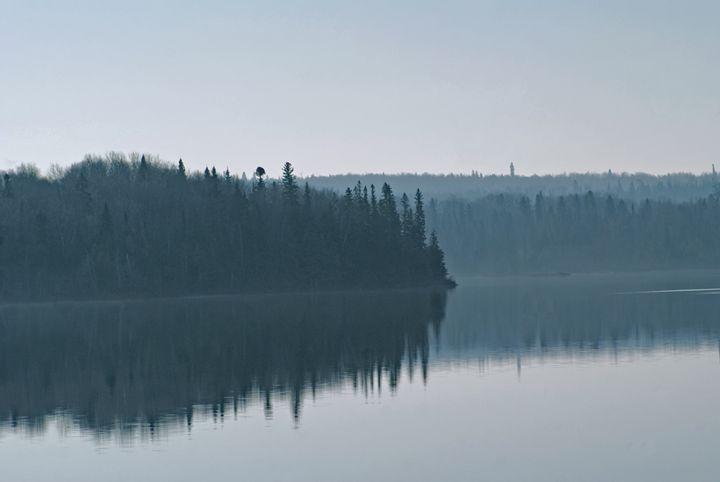 Morning Mist - Turner Photography