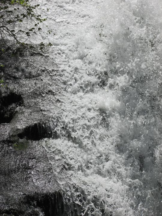 White Waterfall - Michael