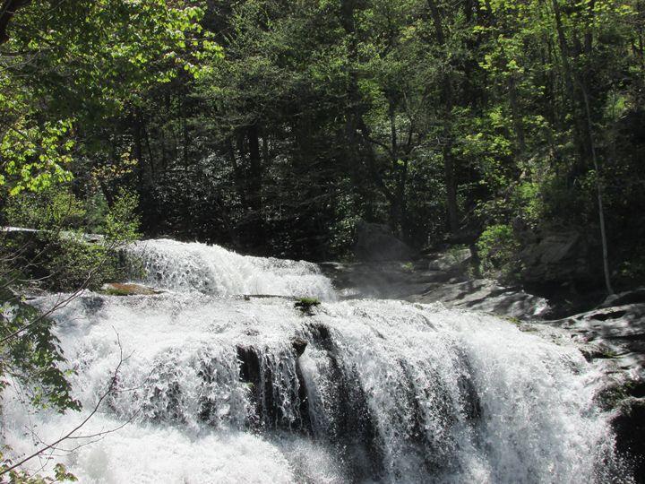 Upper Falls - Michael