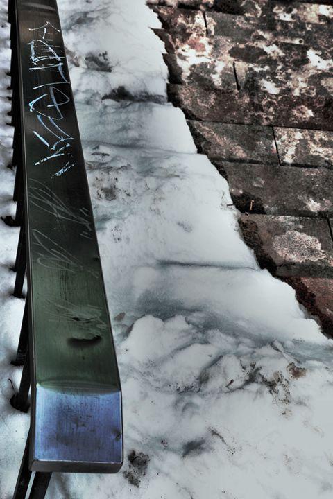 Graffiti Slide - Julie Maxwell