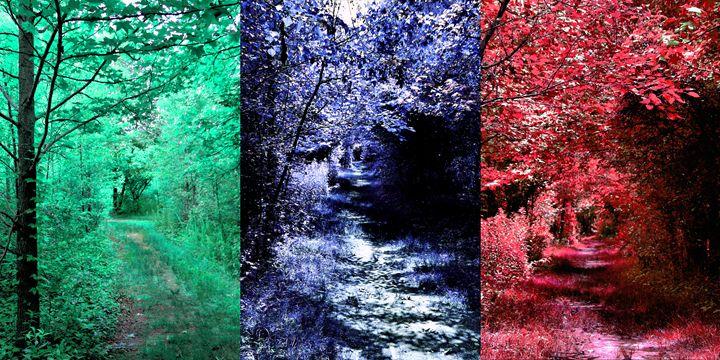 FFForest Fantasies Drained Blood - Julie Maxwell