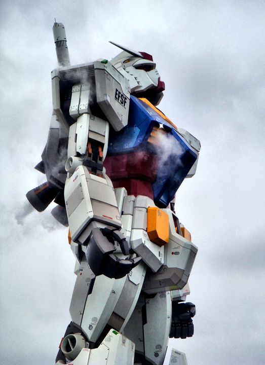 Gundam Pride - Julie Maxwell