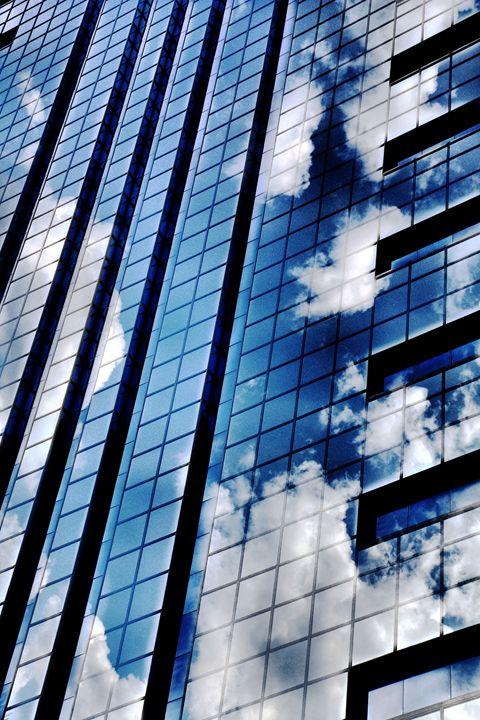 Cloud Vanity - Julie Maxwell