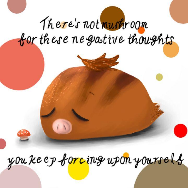 Pokévation #1 (Swinub) Not Mushroom - WugglekittyWares