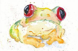 Springy Froggy