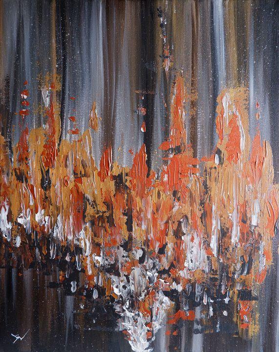 Burning Desire - DiiMotion