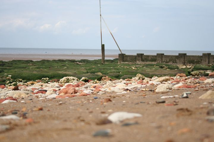 Hunstanton Beach - PlokimjuArt