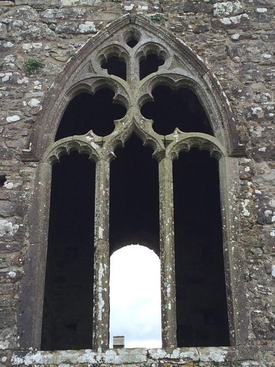 Slane Church - PlokimjuArt