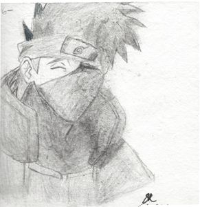 Kakashi Hatake-Naruto