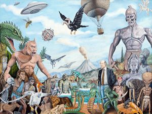 The world of Ray Harryhausen