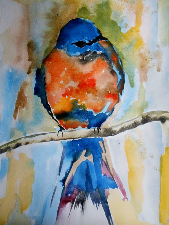 Bluebird - Suzie Plum