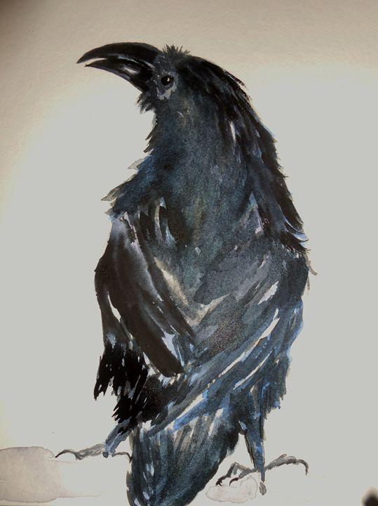 Raven - Suzie Plum
