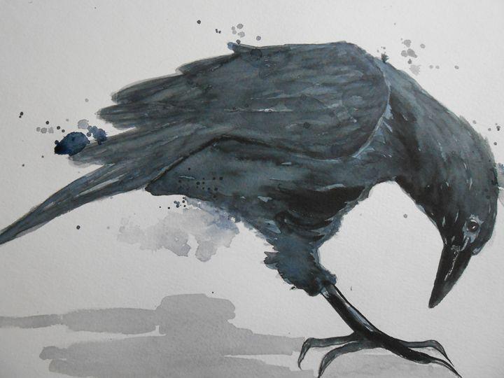 Crow - Suzie Plum