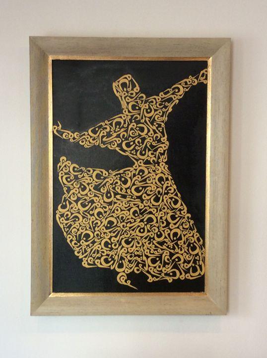 Sufi dance - Nasi' magic art