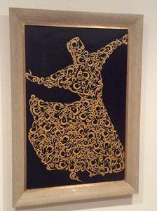 Dancing Sufi
