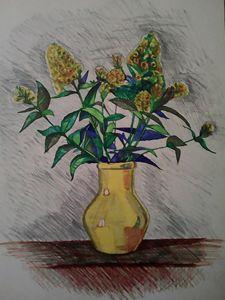 Fleures de marais