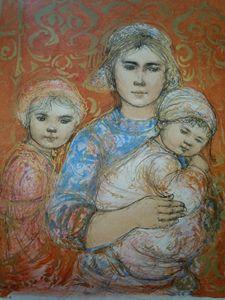 Jenet, Mary and Wee Jenet