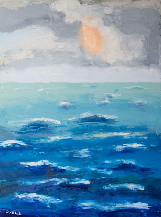 Ocean 75 - Chanlatte Fine Art