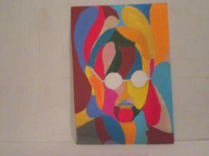 Self Portrait - McInerney Artist,  ( Bill McInerney)