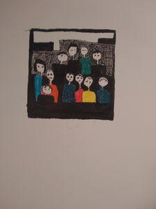 The Grroup - McInerney Artist,  ( Bill McInerney)