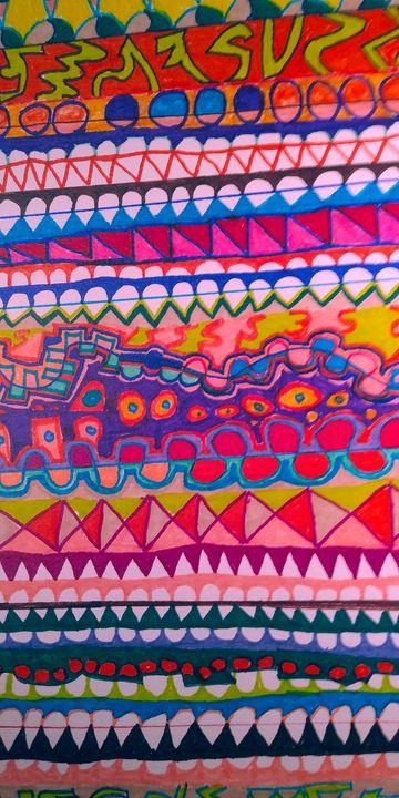 Excitement - McInerney Artist,  ( Bill McInerney)