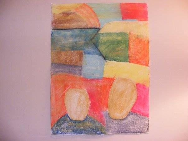 Sitting - McInerney Artist,  ( Bill McInerney)