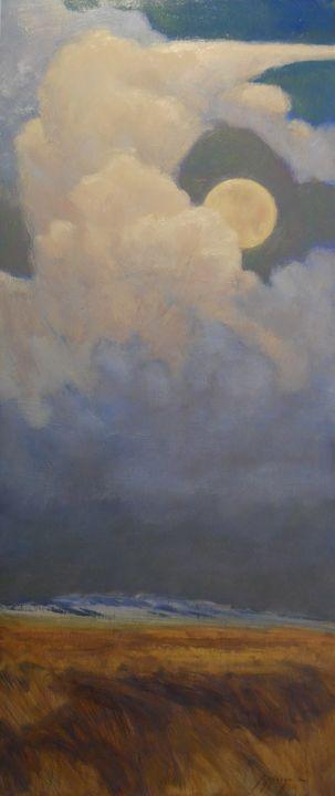 """""""Full Moon Rising"""" - Poppenga"""