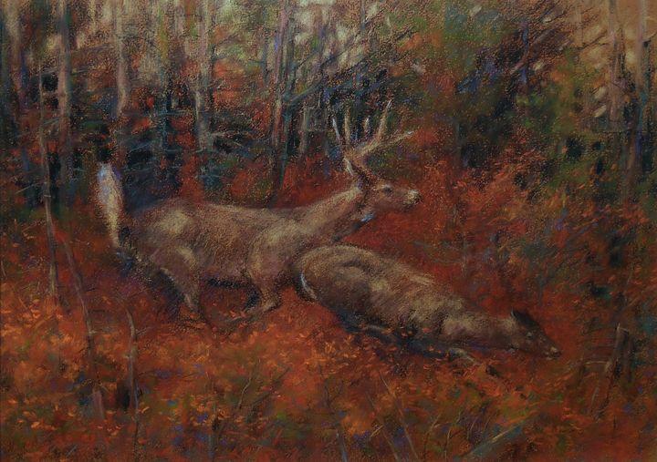 """Autumn Tapestry"" - Poppenga"