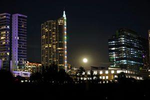 Austin Super Moon