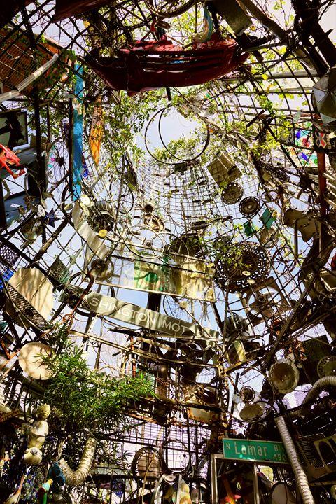 Dome - Photography by Larry Landaker