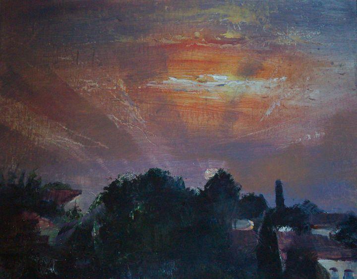 """""""Sunset"""" - Art12"""