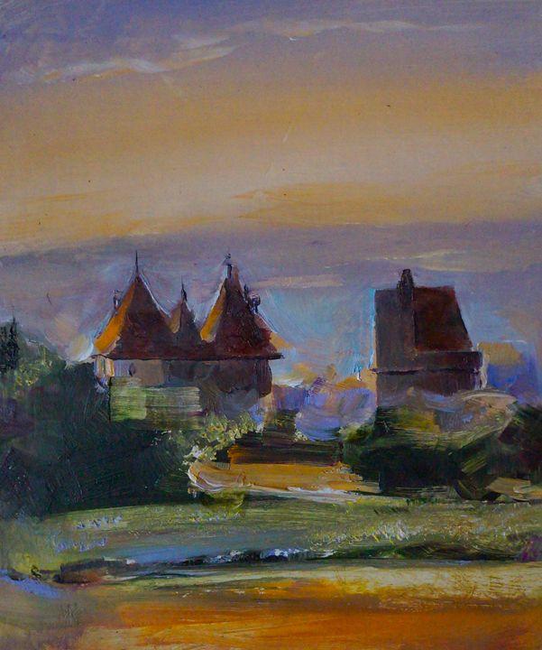 ''Carcassonne'' - Art12