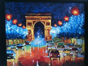 Champs Elysees:An Evening in Paris