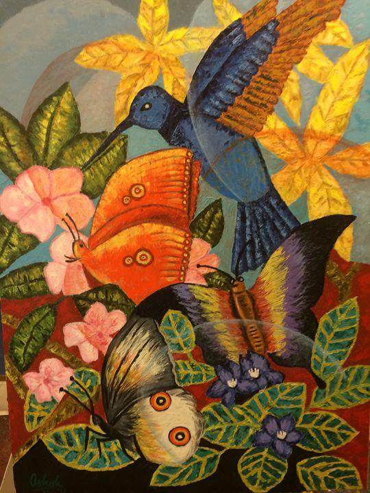 Nature's Kaleidoscope - Ashok Haralalka
