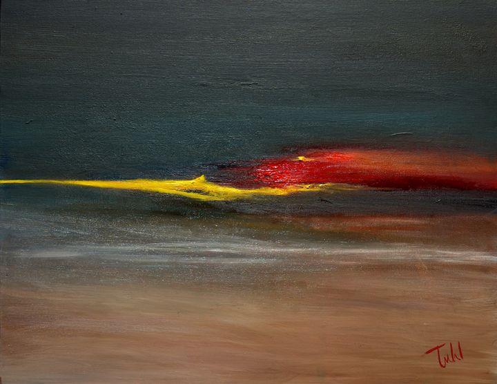 Quiet sunset - Isabel Robledo