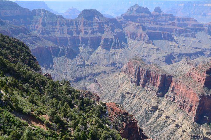 Canyon Colors #2 - Mark Scott Thompson