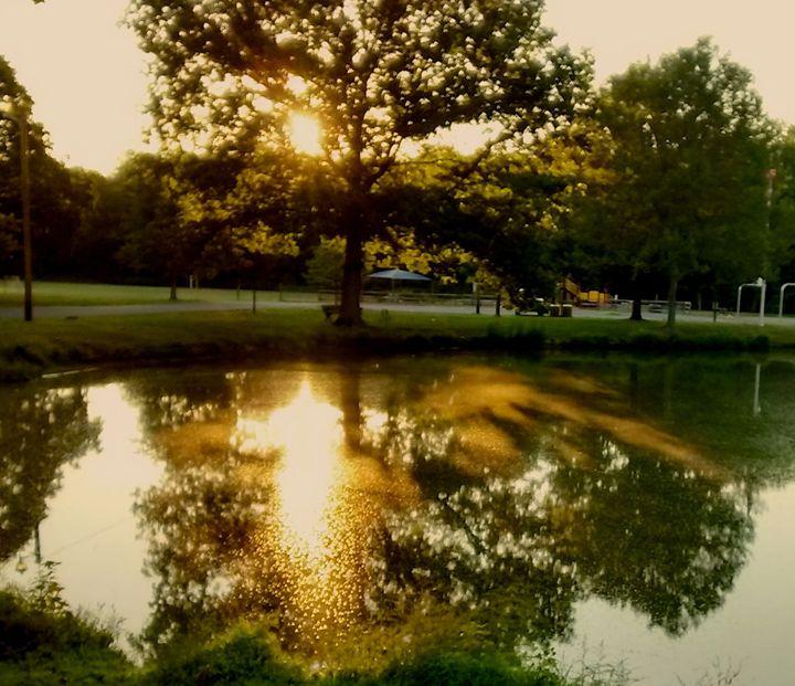 Southard Park Morning #1 - Mark Scott Thompson