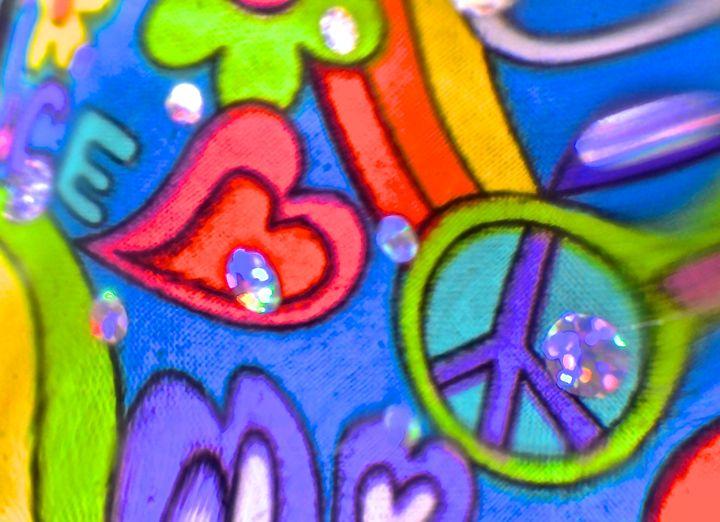 Peace and Love - Mark Scott Thompson