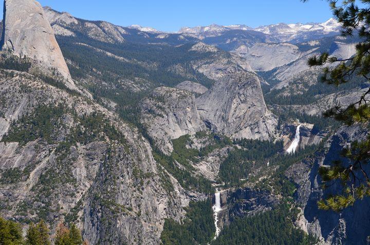 Yosemite Vista - Mark Scott Thompson