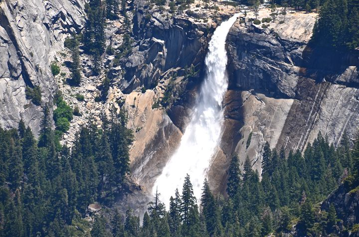 Nevada Falls - Mark Scott Thompson