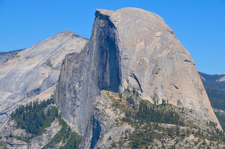 Majestic Half Dome - Mark Scott Thompson
