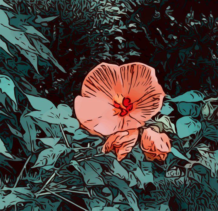 Hibiscus Haven - ACartistry