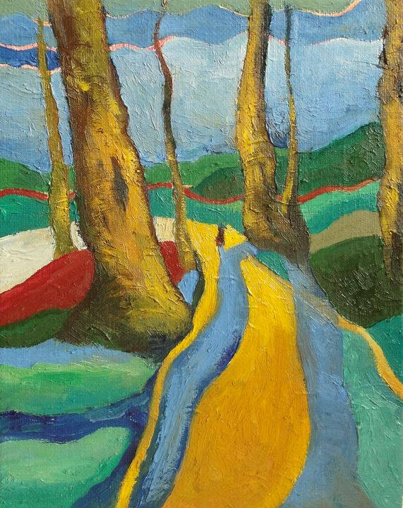 Take a stroll - Gabriela's art collections