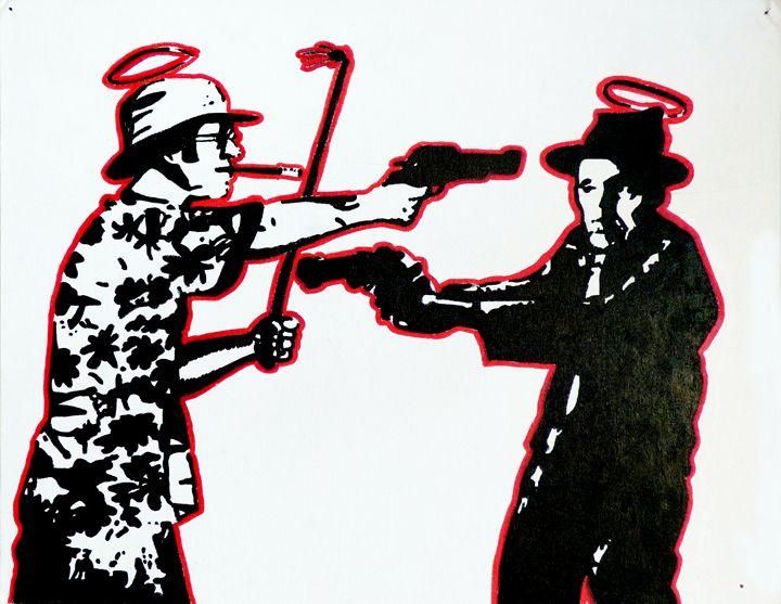 Hunter and Will - Satire (SEVS)