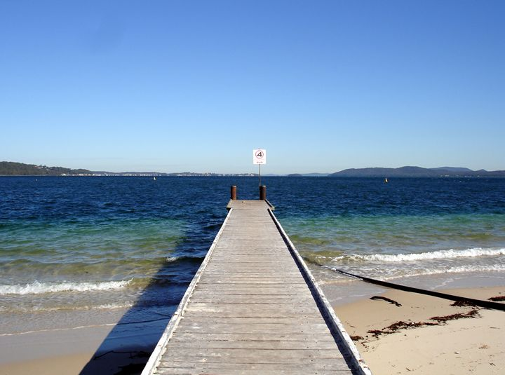 Boardwalk at Nelson bay - Photo Life Generation