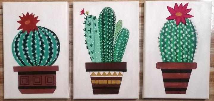 Cactus - Laee arts