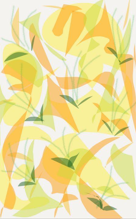 Spring is in the Air - Helen DiQuinzios Digital Art