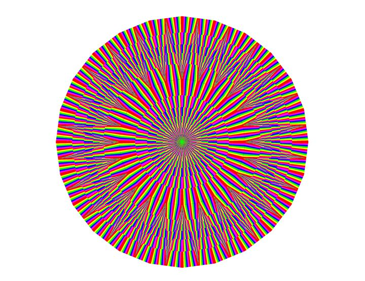 """Rainbow"" - SYMMO GRAPHICS"